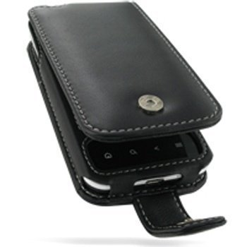 Acer neo Touch P400 PDair Leather Case 3BACE4F41 Musta