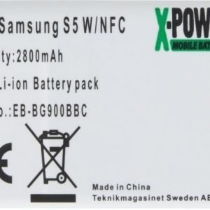 Ack typ Samsung Galaxy S5