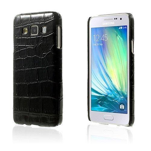 Acutus Samsung Galaxy A3 Suojakuori Musta