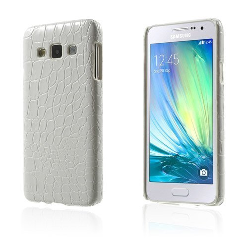 Acutus Samsung Galaxy A3 Suojakuori Valkoinen