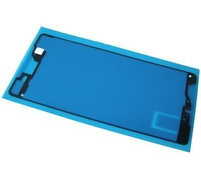 Adhesive foil LCD Näyttö D6708 Sony Xperia Z3v Alkuperäinen