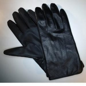 Adifone MyGlove Leather glove for Touchscreen Black size 10