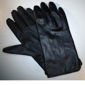 Adifone MyGlove Leather glove for Touchscreen Black size  11