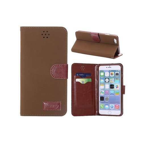 Adler Ruskea Iphone 6 Plus Nahkakotelo