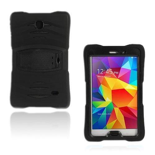 Adrian Musta Samsung Galaxy Tab 4 7.0 Suojakotelo