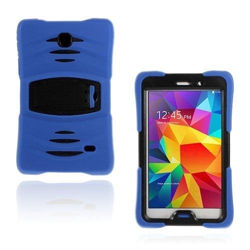 Adrian Tummansininen Samsung Galaxy Tab 4 7.0 Suojakotelo