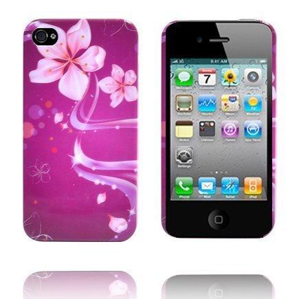 Adventure Violetti Taivas Iphone 4s Suojakuori