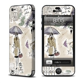 Ah Paris iPhone 5 Skin