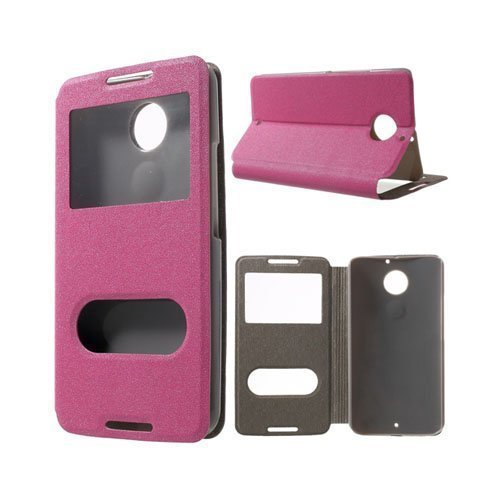 Ahlmark Kuuma Pinkki Motorola Moto X2 Suojakotelo