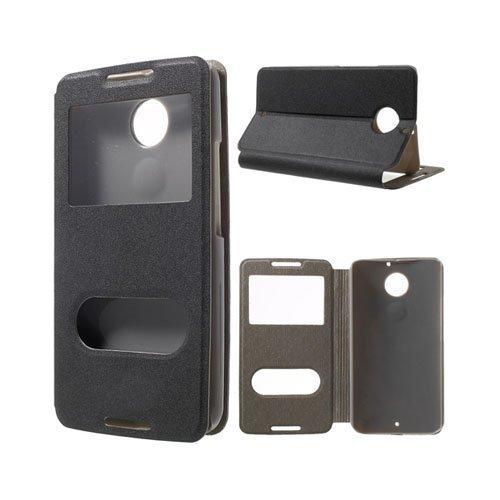 Ahlmark Musta Motorola Moto X2 Suojakotelo
