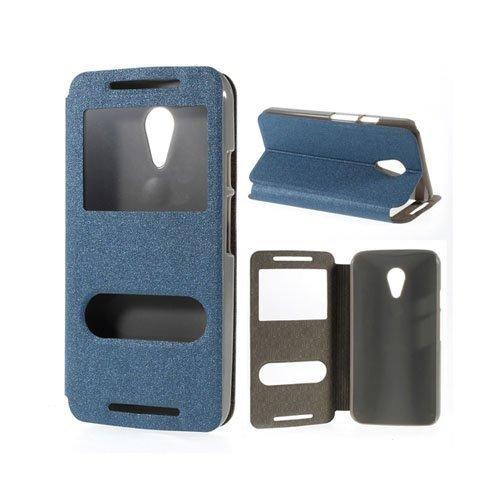 Ahlmark Sininen Motorola Moto G2 Nahkakotelo