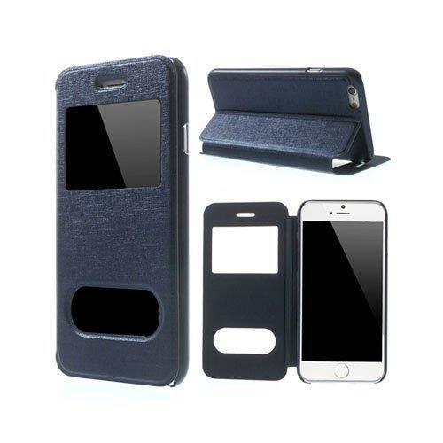 Ahlmark Tumma Sininen Iphone 6 Nahkakotelo