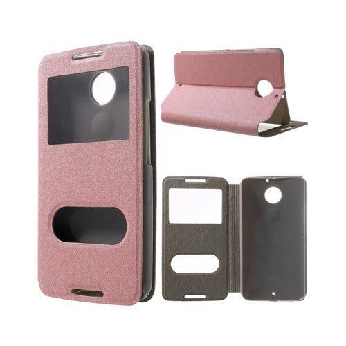 Ahlmark Vaaleanpunainen Motorola Moto X2 Suojakotelo