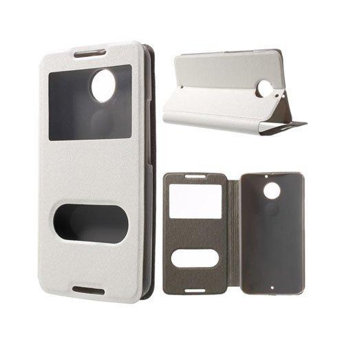 Ahlmark Valkoinen Motorola Moto X2 Suojakotelo