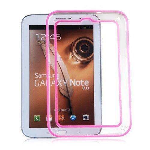 Air-Bumper Pinkki Samsung Galaxy Note 8.0 Bumper