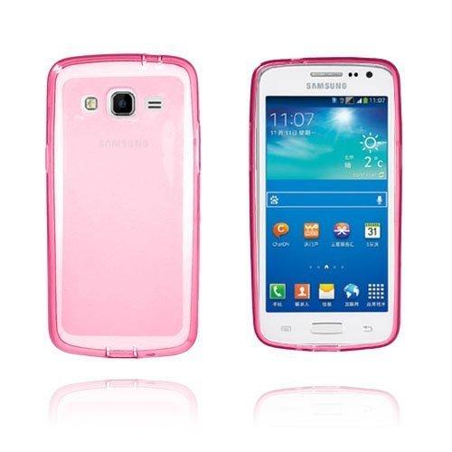 Air Pinkki Samsung Galaxy Win Pro Suojakuori