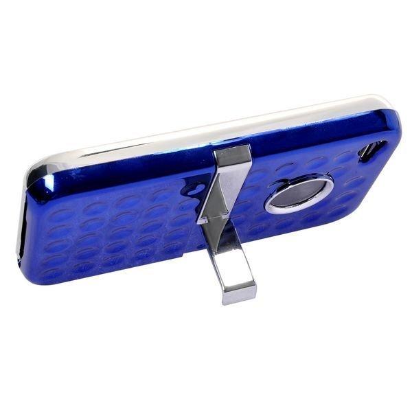 Airo Chrome Sininen Iphone 4s Suojakuori Standillä