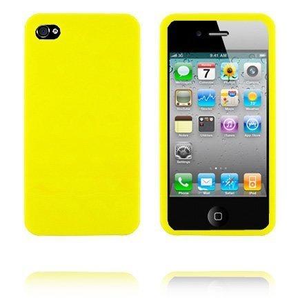 Airo Keltainen Iphone 4 Suojakuori