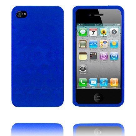 Airo Sininen Iphone 4 Suojakuori