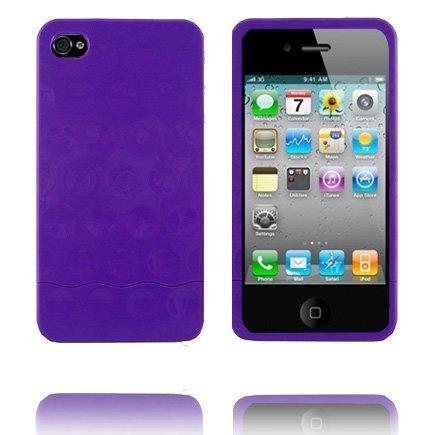 Airo Violetti Iphone 4 Suojakuori