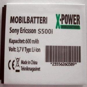 Akku Sony Ericsson BST-38