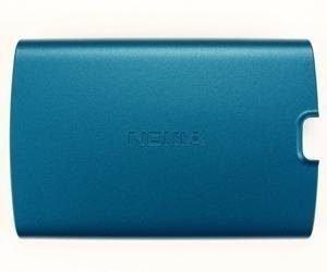 Akku kansi Nokia 5250 blue Alkuperäinen