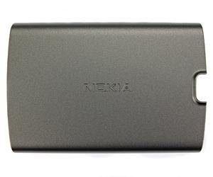 Akku kansi Nokia 5250 dark grey Alkuperäinen