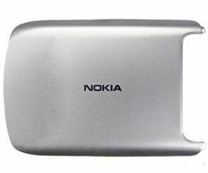 Akku kansi Nokia C7-00 frosty metal Alkuperäinen