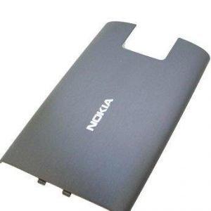 Akku kansi Nokia X2 musta Alkuperäinen