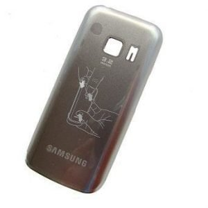 Akku kansi Samsung C3530 Alkuperäinen