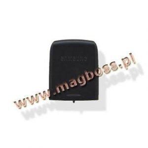 Akku kansi Samsung E250 musta Alkuperäinen