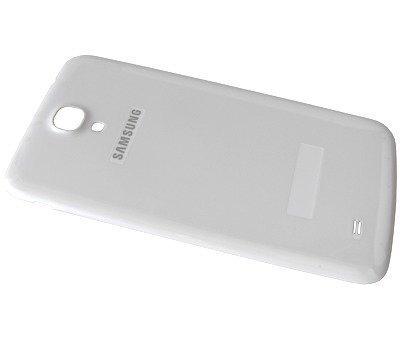 Akku kansi Samsung I9205 Galaxy Mega 6.3/ I9200 Galaxy Mega 6 3 valkoinen Alkuperäinen