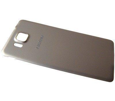 Akku kansi Samsung SM-G850F Galaxy Alpha gold Alkuperäinen