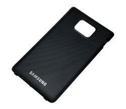 Akku kansi Samsung i9100 S Galaxy II musta Alkuperäinen