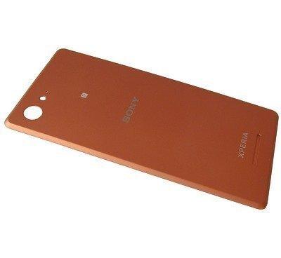 Akku kansi Sony D2202 / D2203 / D2206 Xperia E3 copper Alkuperäinen