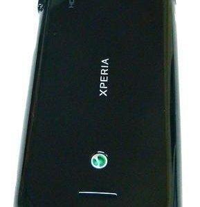 Akku kansi Sony Ericsson MK16i XPERIA PRO musta Alkuperäinen