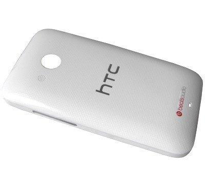 Akkukansi / Takakansi HTC Desire 200 valkoinen
