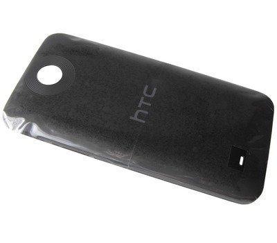 Akkukansi / Takakansi HTC Desire 300 301e musta