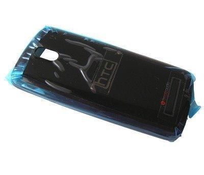 Akkukansi / Takakansi HTC Desire 500 /Desire 500 Dual Sim 5060 musta