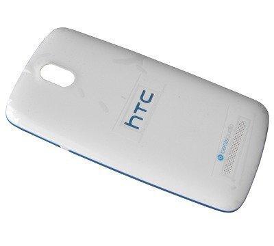 Akkukansi / Takakansi HTC Desire 500 Dual SIM 5060 blue