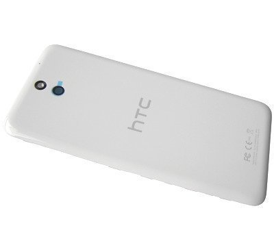 Akkukansi / Takakansi HTC Desire 610 D610n valkoinen