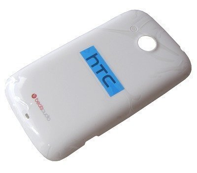 Akkukansi / Takakansi HTC Desire C A320e valkoinen