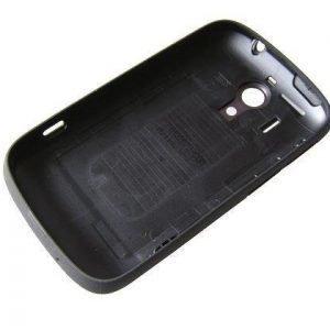 Akkukansi / Takakansi HTC Explorer Pico A310e- musta