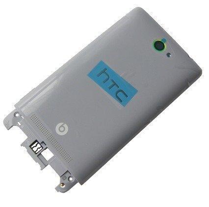 Akkukansi / Takakansi HTC Ikkunas Phone 8S Domino A620e grey