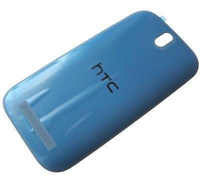 Akkukansi / Takakansi HTC One SV C525 blue