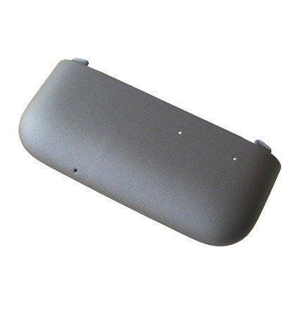 Akkukansi / Takakansi HTC Radar S650 silver