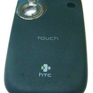Akkukansi / Takakansi HTC Touch Elf P3450/ Touch Elfin P3452 musta