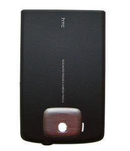 Akkukansi / Takakansi HTC Touch HD musta