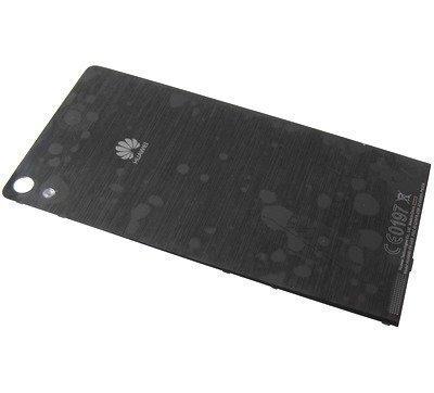 Akkukansi / Takakansi Huawei Ascend P6 musta