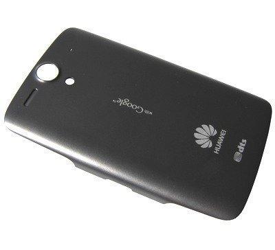 Akkukansi / Takakansi Huawei U8815 Ascend G300 grey